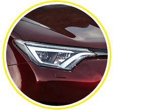 Что изменилось в обновленном Toyota RAV4 и почему у него такой взгляд. Фото 6