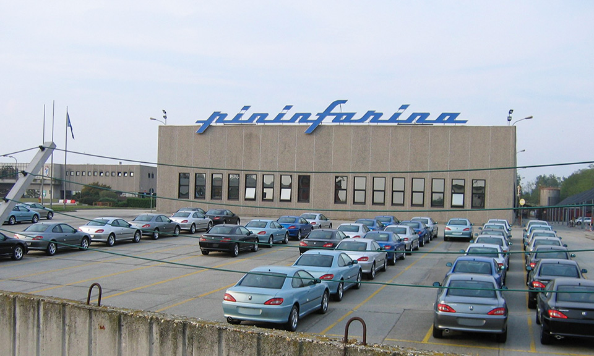 Новыми владельцами ателье Pininfarina стали индийцы