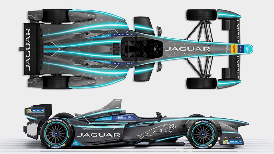 Партнером Jaguar в гонках электрокаров станет Williams. Фото 1