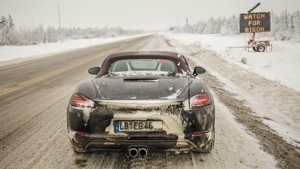 Британцы узнали подробности о турбомоторах Porsche Boxster и Cayman