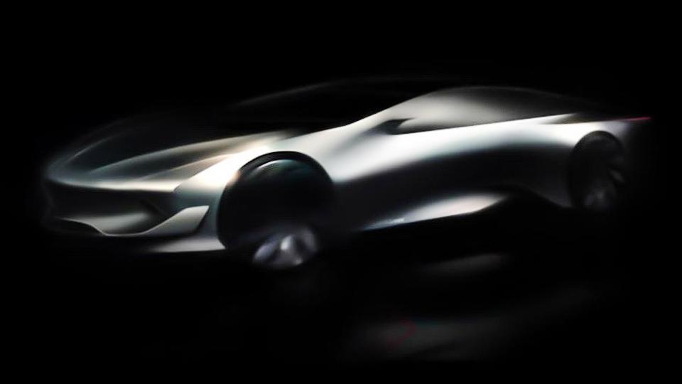 Aston Martin разработает для китайской компании электрокар