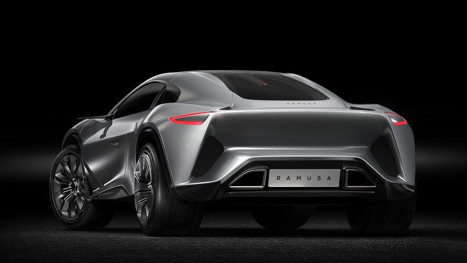 Гибридное купе оснастят 3,5-литровым V12 с четырьмя турбинами