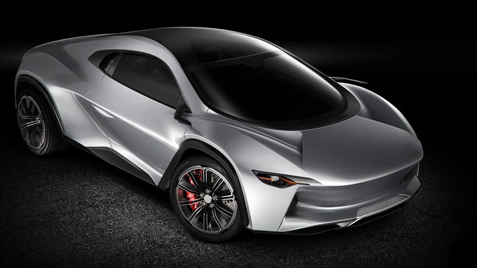 Гибридное купе оснастят 3,5-литровым V12 с четырьмя турбинами. Фото 1
