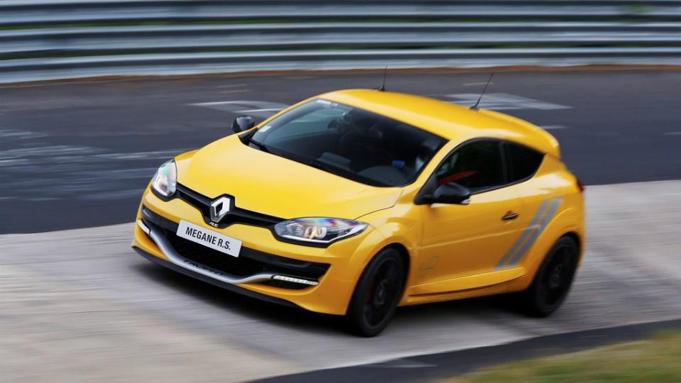 Следующий Renault Megane RS лишится двухлитрового мотора