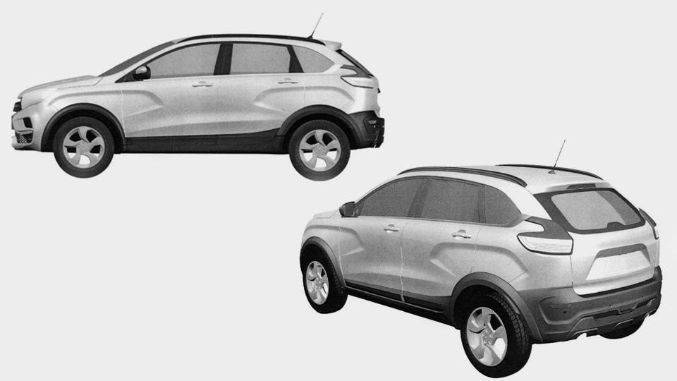 Lada XRay Cross выйдет на рынок в 2017 году