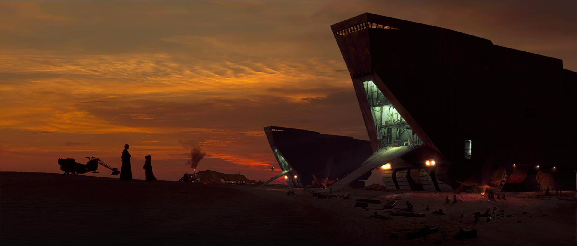 Что общего между машинами и техникой из «Звездных войн». Фото 3