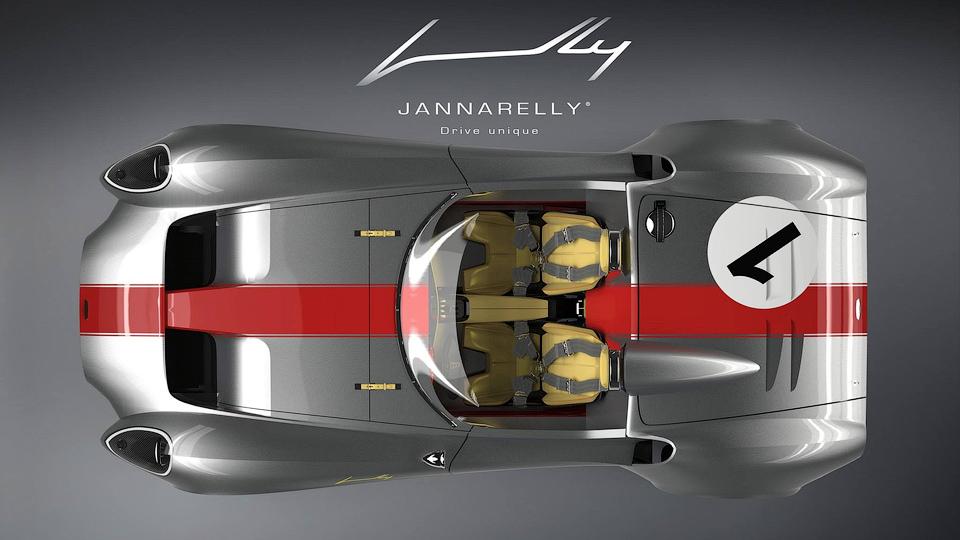 Дизайнер «первого арабского суперкара» основал собственную автокомпанию