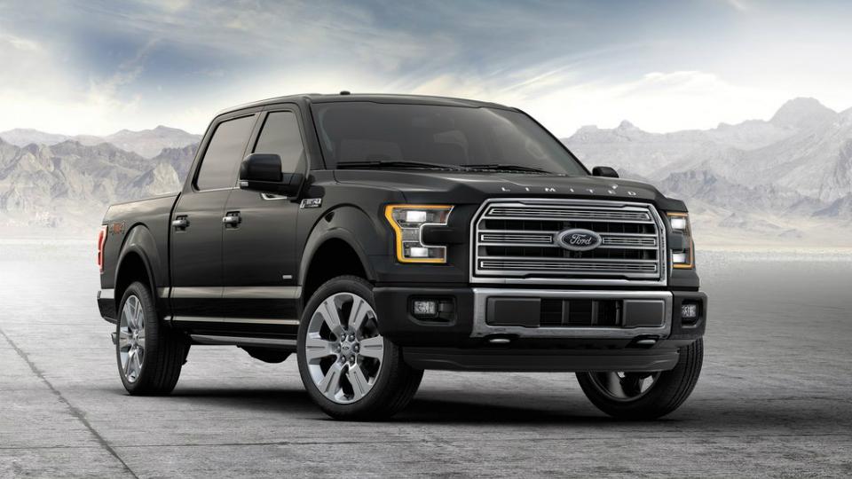 Глава Ford назвал сроки появления гибридного пикапа