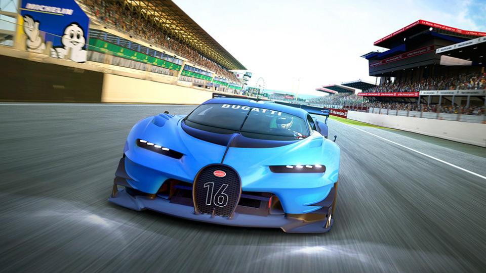 Купе Bugatti Chiron дебютирует весной на Женевском автосалоне