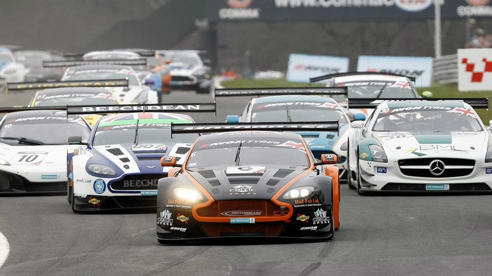В чемпионате British GT выступит гонщик-ампутант