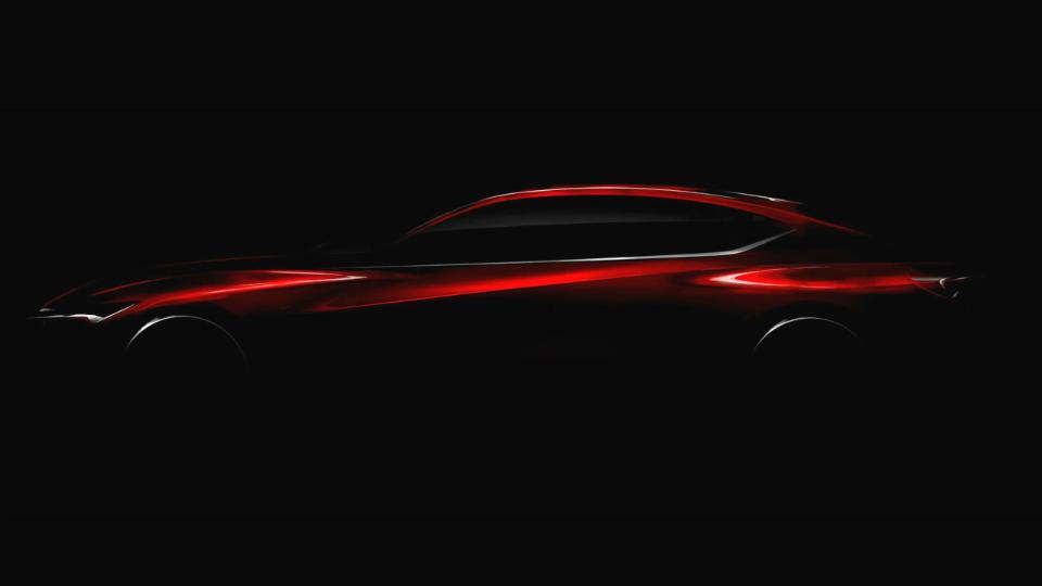 Acura привезет в Детройт предвестника роскошных седанов