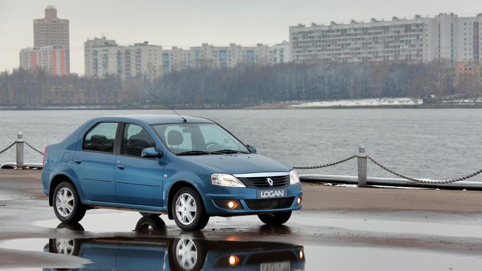 Компания Renault завершила выпуск Logan первого поколения
