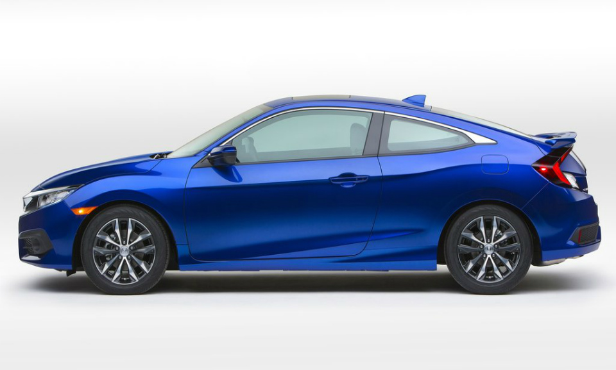 «Подогретое» купе Honda Civic Si станет 230-сильным