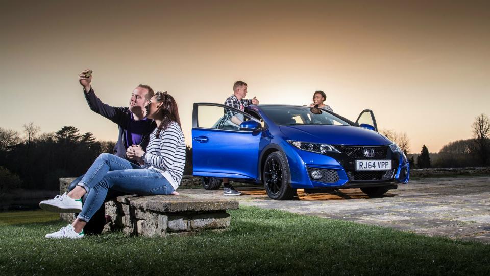 «Хонда» подарит британцам алкотестеры