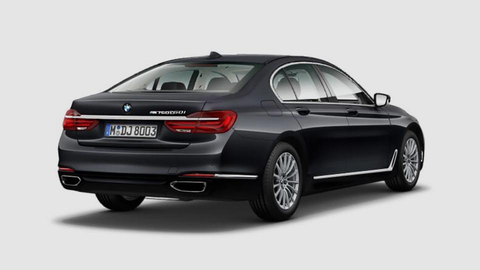 BMW добавит «семерке» мотор V12 и «спортивный» M-пакет