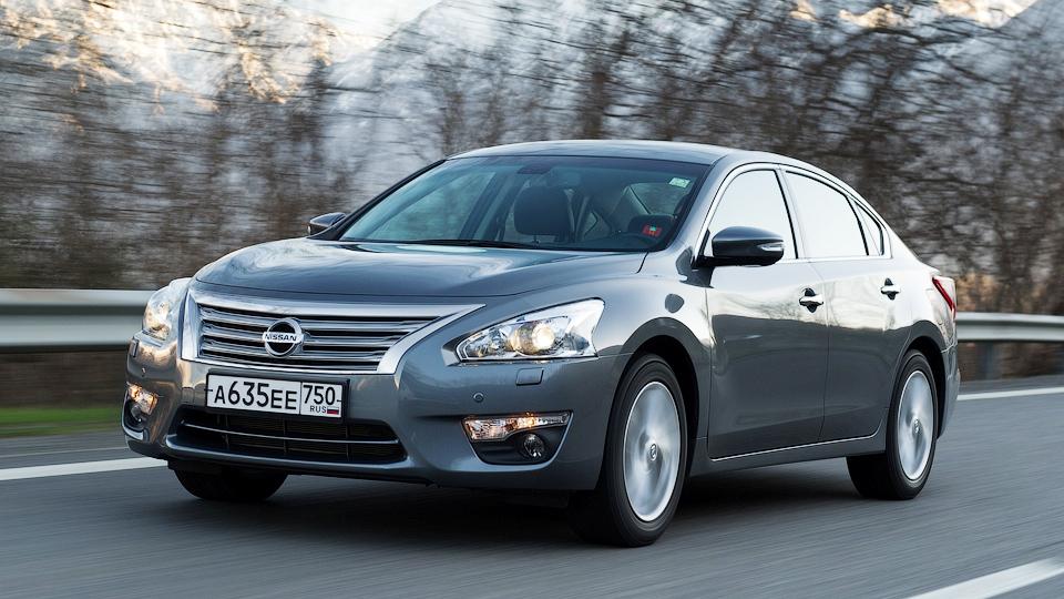 Nissan отправит в ремонт тысячу российских «Теан»