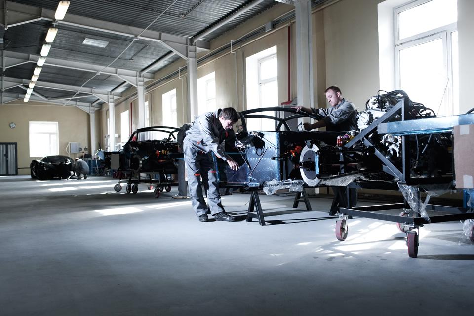 История орождении игибели Marussia— суперкара, который мыпотеряли. ЭпизодII. Фото 8
