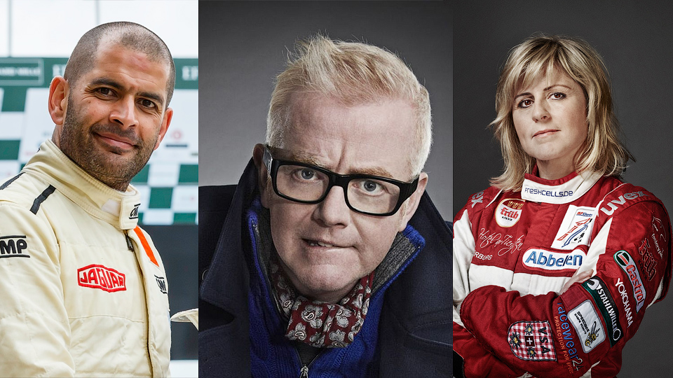 Стали известны имена новых ведущих Top Gear