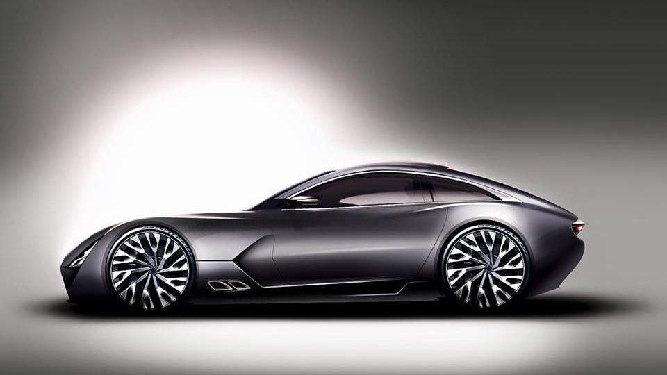 Возрожденная марка TVR показала первый рендер нового спорткара