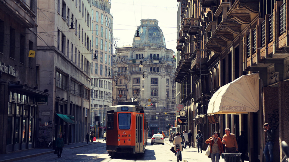 В Милане на три дня запретят ездить на автомобилях
