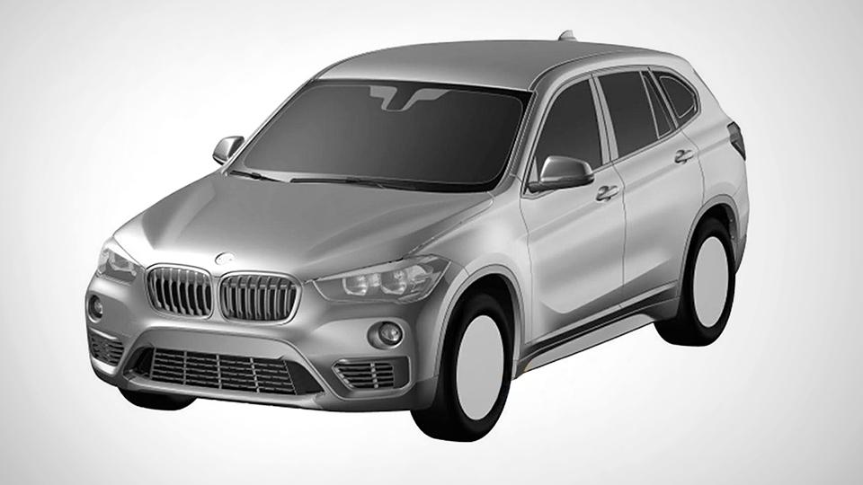 Кроссовер BMW X1 получит удлиненную версию