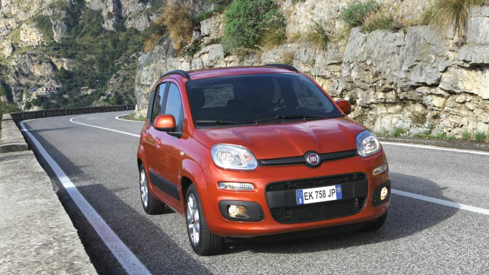 Fiat выпустит маленькую модель на базе «Панды»