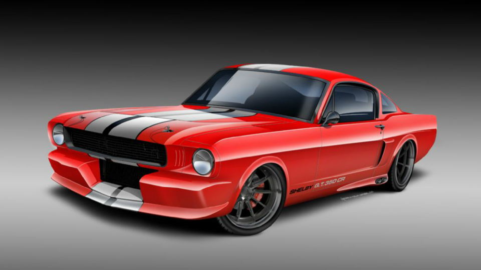 Тюнеры укомплектуют Shelby Mustang 600-сильным двигателем EcoBoost