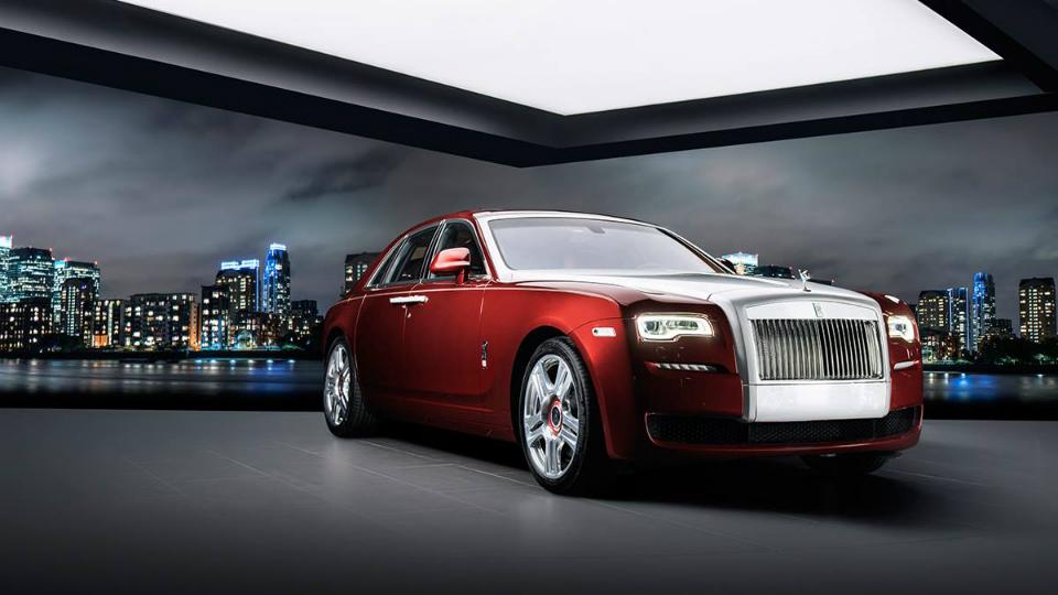 Королевская семья Саудовской Аравии получила «бриллиантовый» Rolls-Royce
