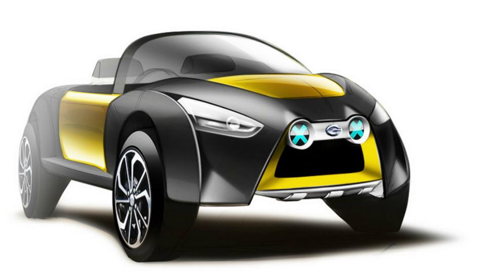 Прототипы на базе модели Copen покажут на Токийском автосалоне