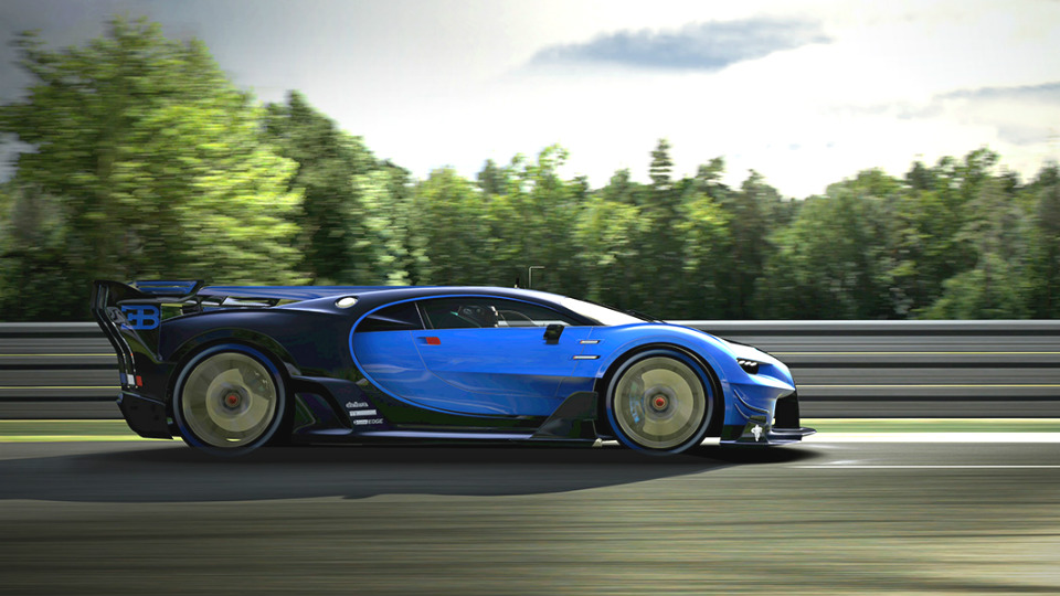 Преемник Bugatti Veyron разгонится до «сотни» за 2,2 секунды