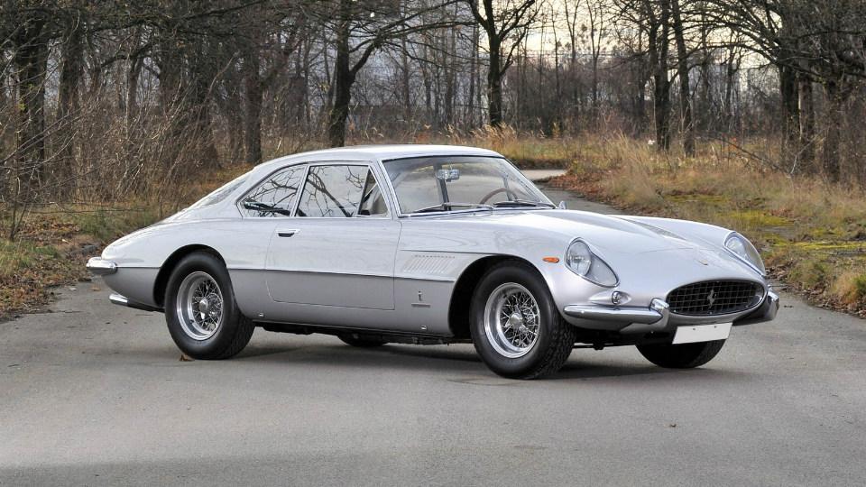 Редкое купе Ferrari продадут за 3,6 миллиона долларов