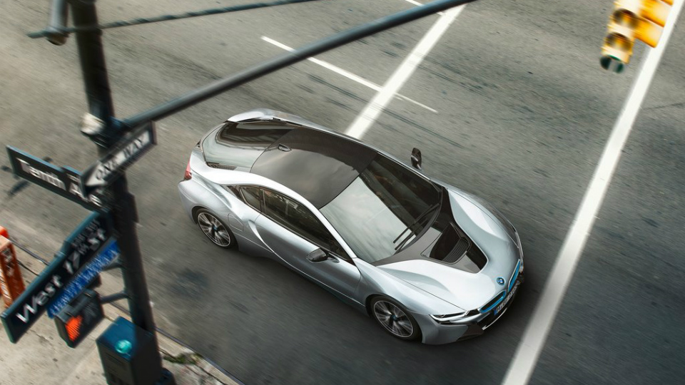 BMW выпустит беспилотный концепт к своему столетию