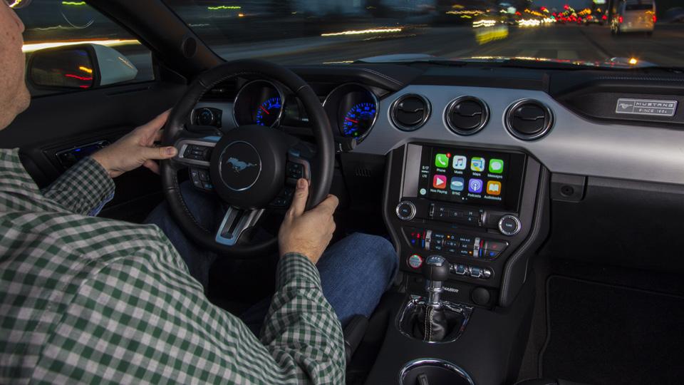 «Форды» получат Apple CarPlay и Android Auto