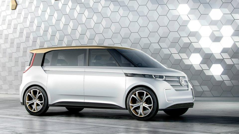 Volkswagen представил «Microbus 21-го века»