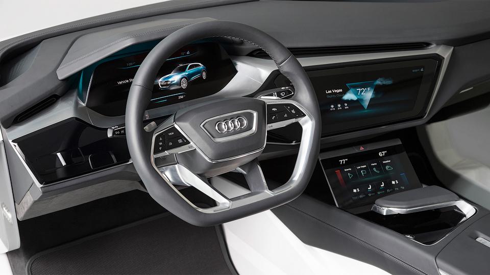 Автомобили Audi будут следить за самочувствием водителя