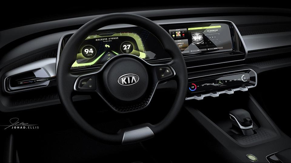 В интернете опубликовали изображения прототипа Kia Telluride. Фото 1