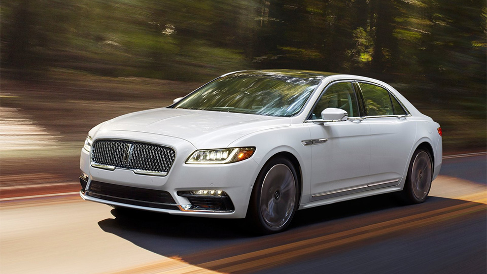 Lincoln возродил седан Continental