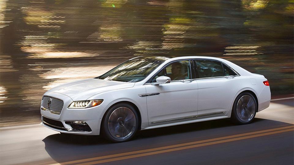 Новый Lincoln Continental начнут продавать осенью. Фото 2