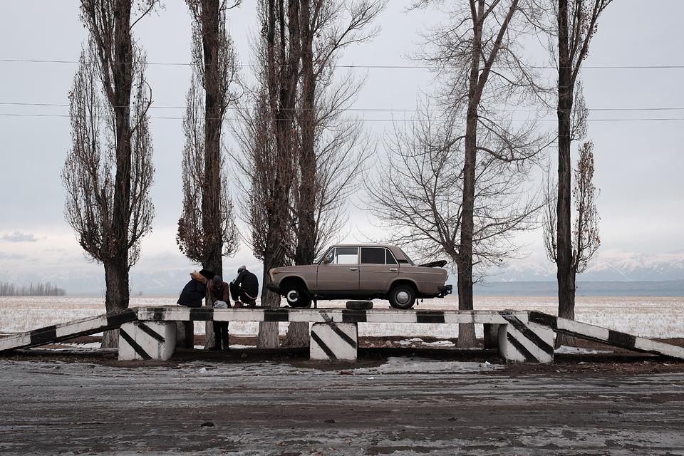 Зачем ехать в Киргизию, и почему VW Touareg неплохо подходит для этой авантюры