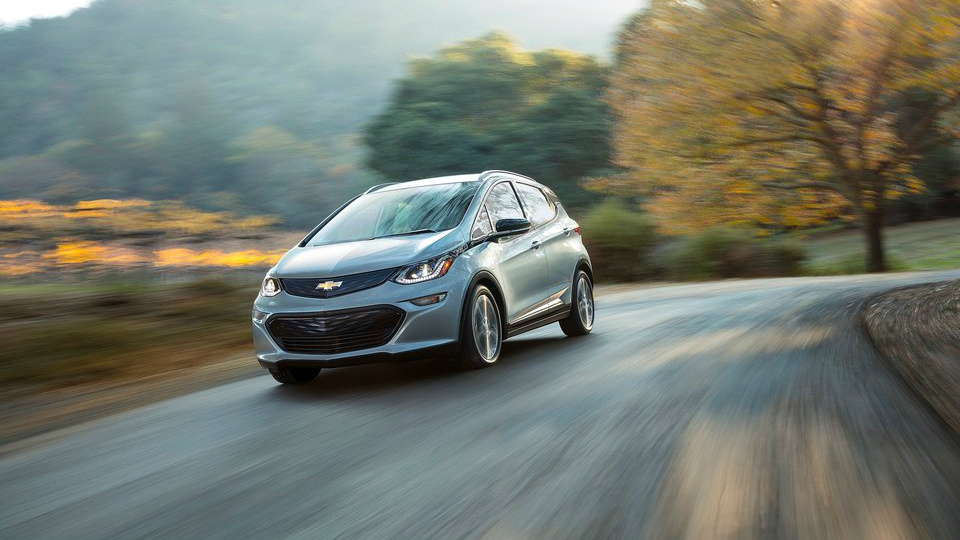 Доступный электрокар Chevrolet получил 200-сильный мотор