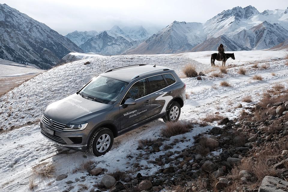 Зачем ехать в Киргизию, и почему VW Touareg неплохо подходит для этой авантюры. Фото 14