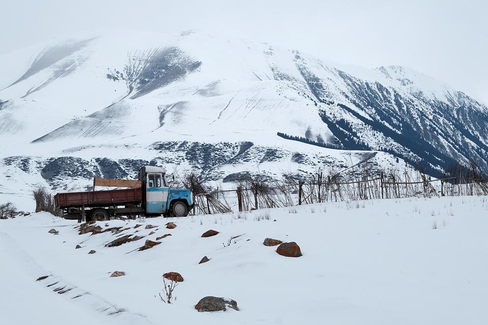 Зачем ехать в Киргизию, и почему VW Touareg неплохо подходит для этой авантюры. Фото 15