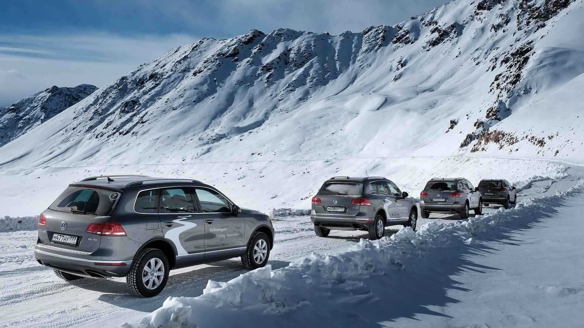 Зачем ехать в Киргизию, и почему VW Touareg неплохо подходит для этой авантюры. Фото 12
