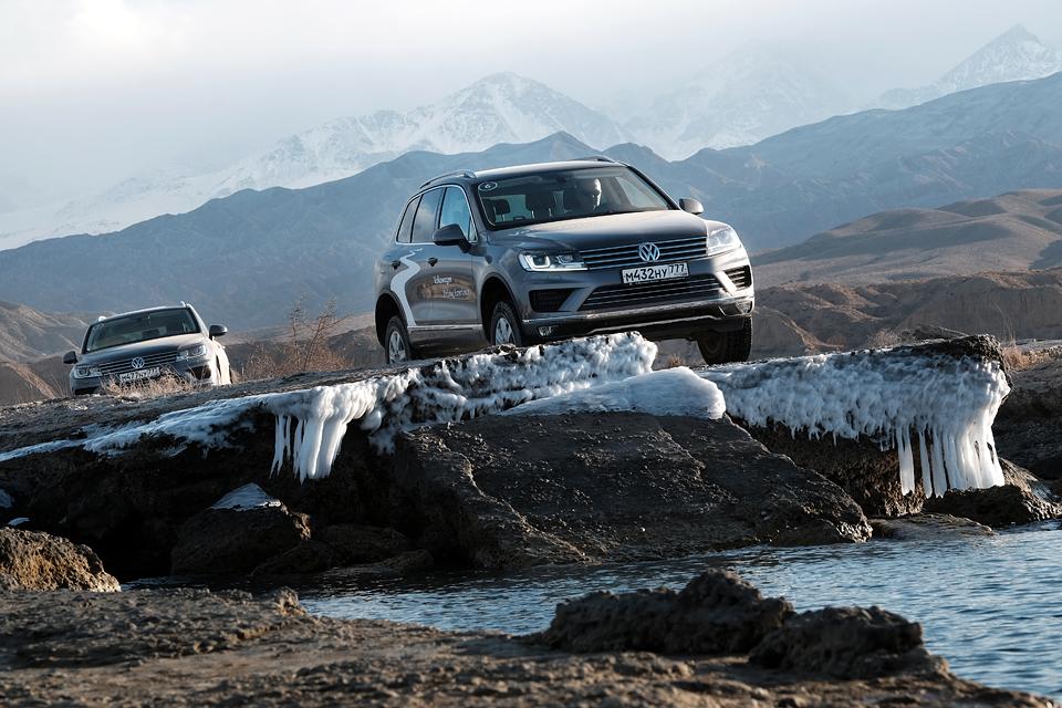 Зачем ехать в Киргизию, и почему VW Touareg неплохо подходит для этой авантюры. Фото 6