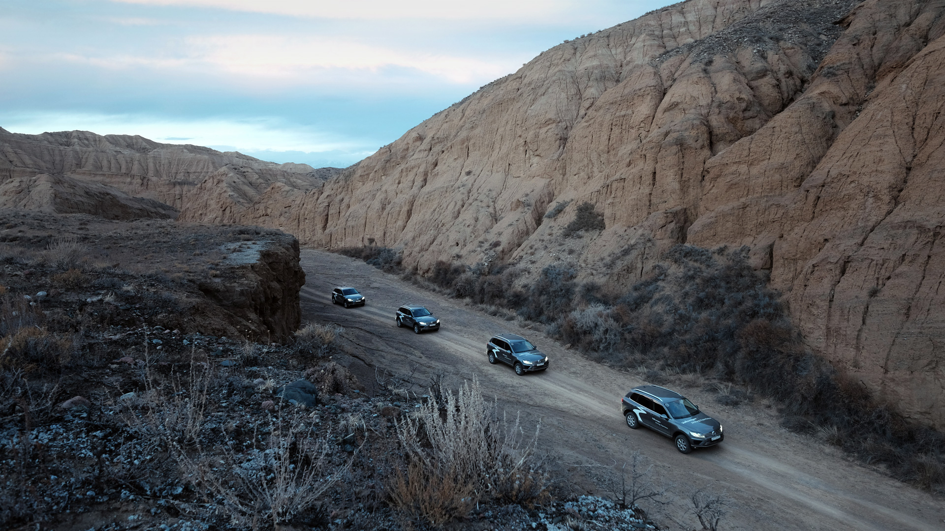 Зачем ехать в Киргизию, и почему VW Touareg неплохо подходит для этой авантюры. Фото 8