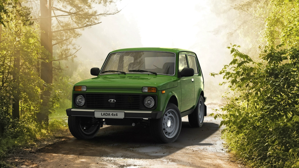 Названа дата дебюта Lada 4x4 нового поколения