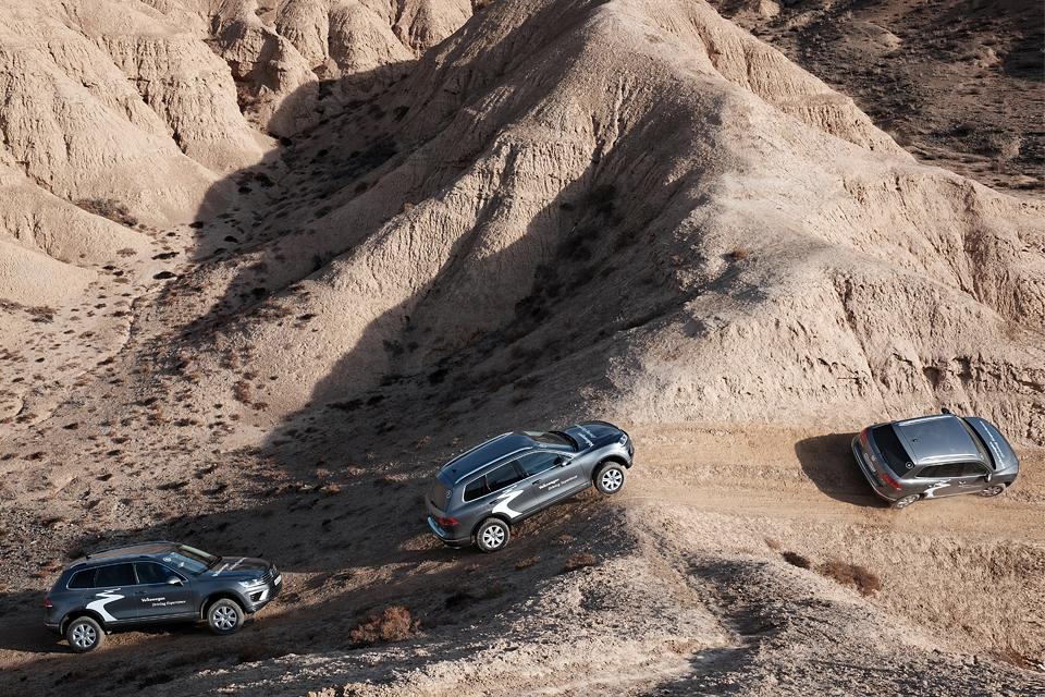 Зачем ехать в Киргизию, и почему VW Touareg неплохо подходит для этой авантюры. Фото 4