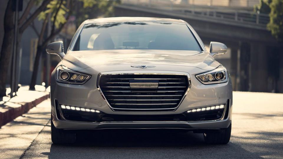 Роскошный суббренд Hyundai пополнят «заряженные» машины