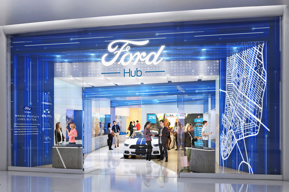 Зачем Ford решил заняться разработкой приложений для смартфонов. Фото 5