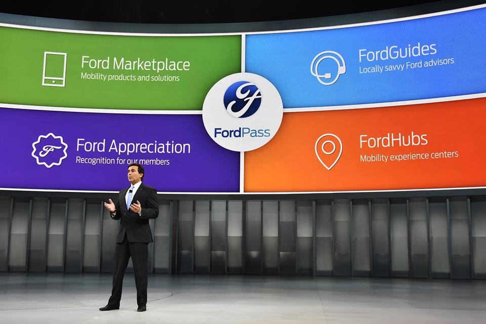 Зачем Ford решил заняться разработкой приложений для смартфонов. Фото 1